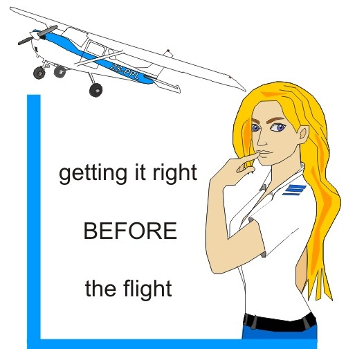 Lana Aire's Flight Training  –  Made Simple